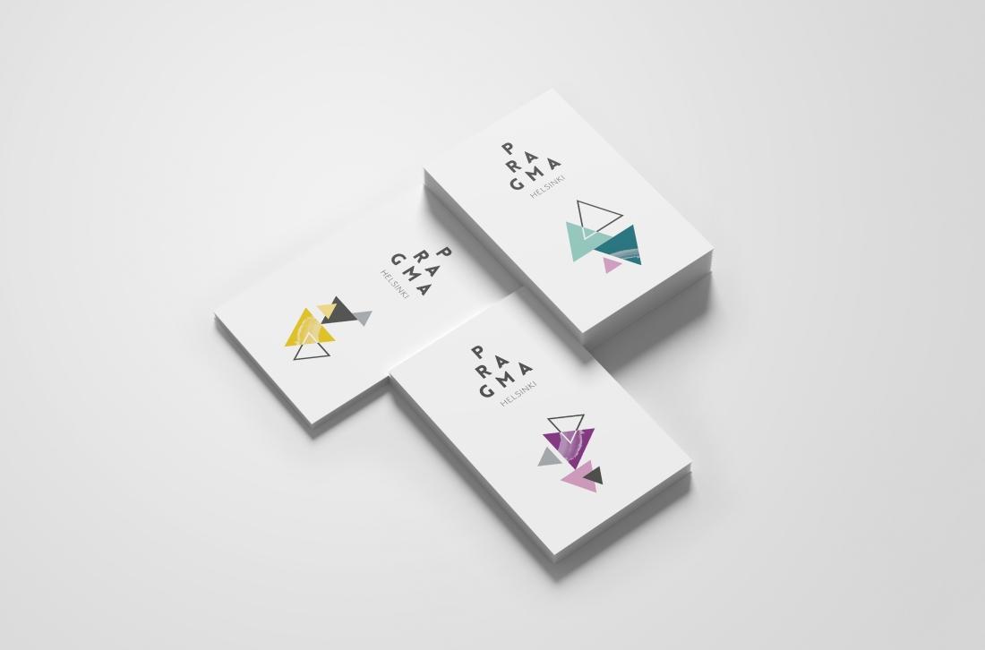 PRAGMA_Business_Cards